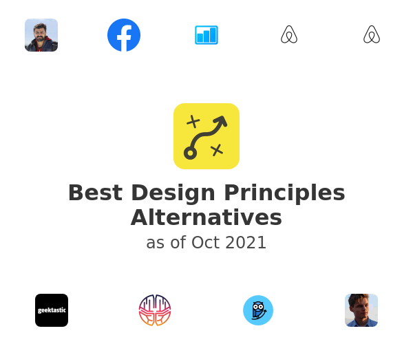 Best Design Principles Alternatives