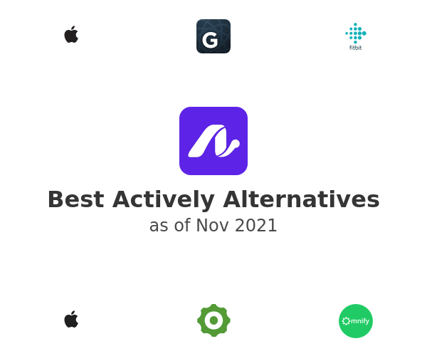 Best Actively Alternatives