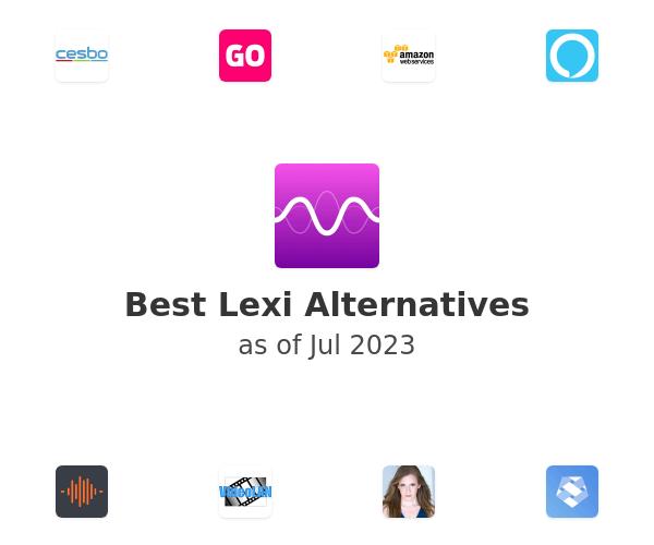 Best Lexi Alternatives
