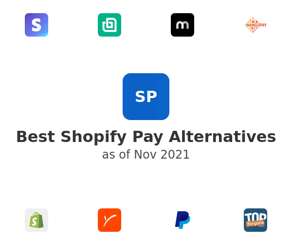 Best Shopify Pay Alternatives