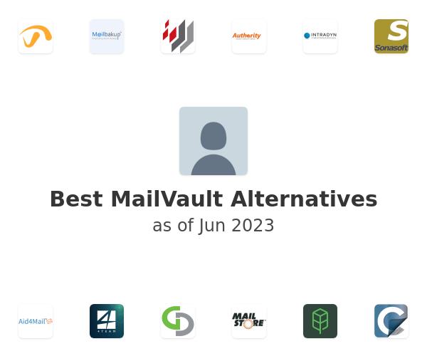 Best MailVault Alternatives