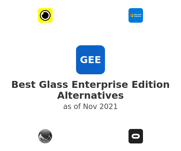 Best Glass Enterprise Edition Alternatives