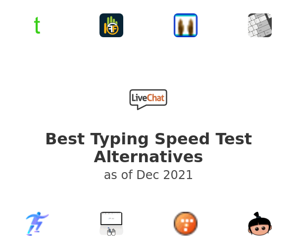 Best Typing Speed Test Alternatives