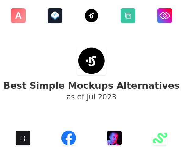 Best Simple Mockups Alternatives