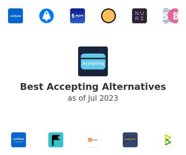 Best Accepting Alternatives