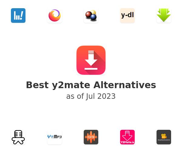 Best y2mate Alternatives