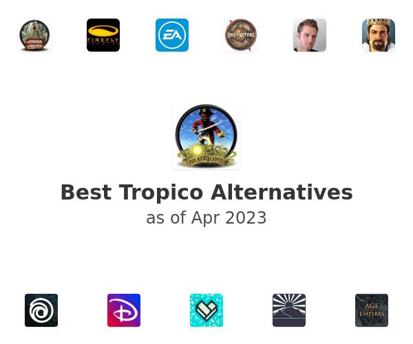 Best Tropico Alternatives