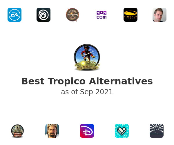 Best Tropico Alternatives