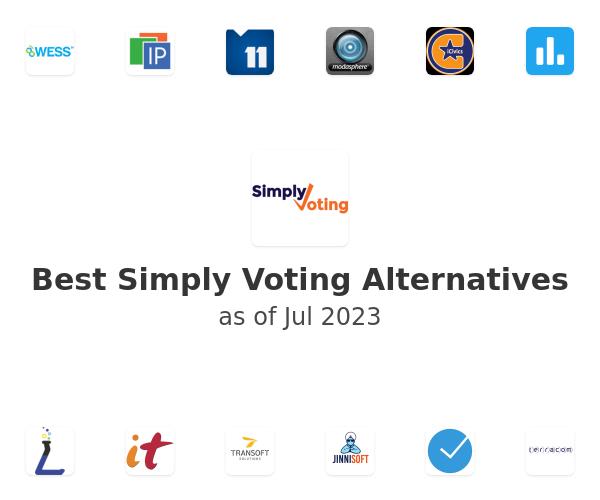 Best Simply Voting Alternatives