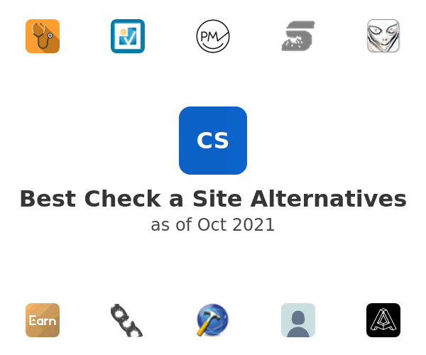 Best Check a Site Alternatives