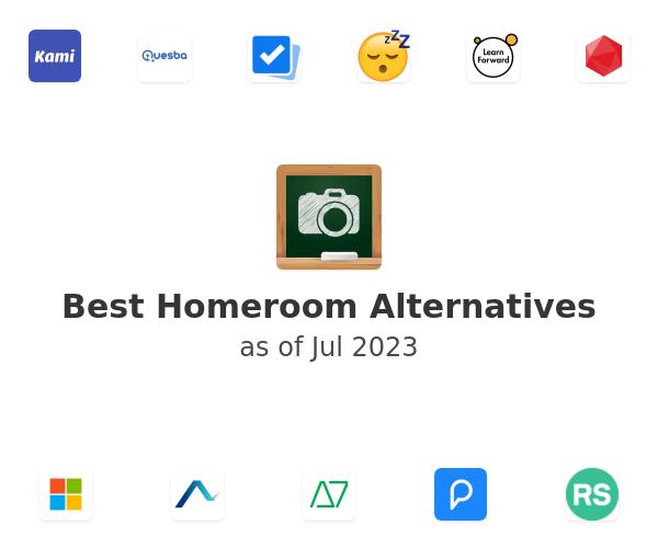 Best Homeroom Alternatives