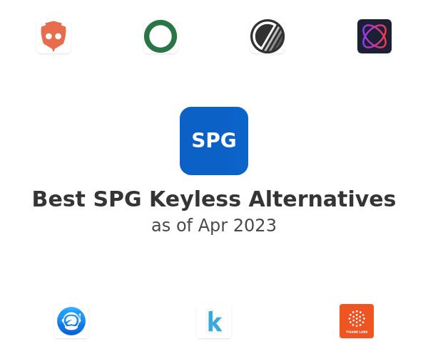 Best SPG Keyless Alternatives