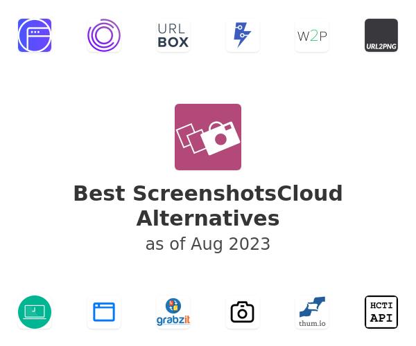 Best ScreenshotsCloud Alternatives