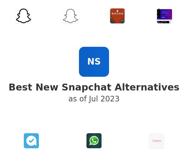 Best New Snapchat Alternatives