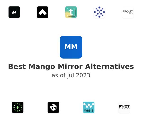 Best Mango Mirror Alternatives