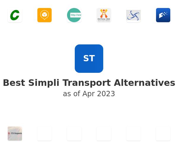 Best Simpli Transport Alternatives