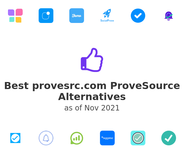 Best ProveSource Alternatives