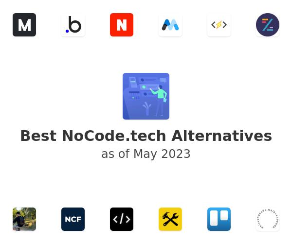 Best NoCode.tech Alternatives