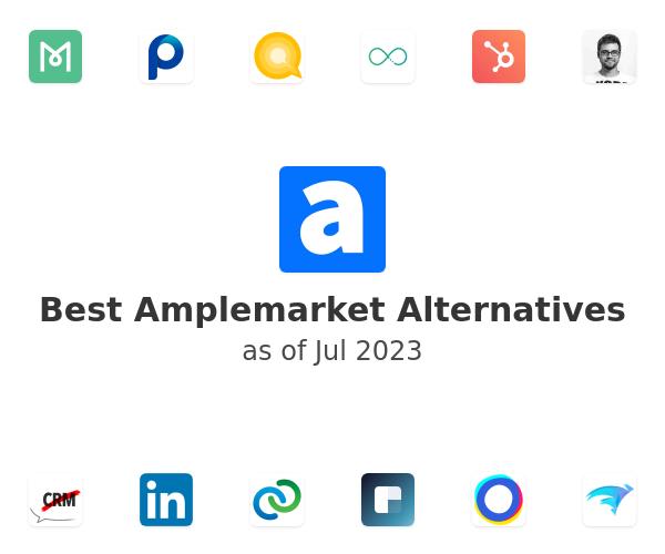 Best Amplemarket Alternatives