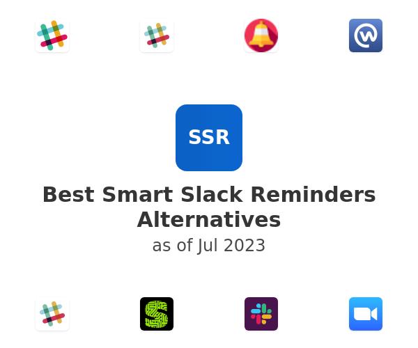 Best Smart Slack Reminders Alternatives