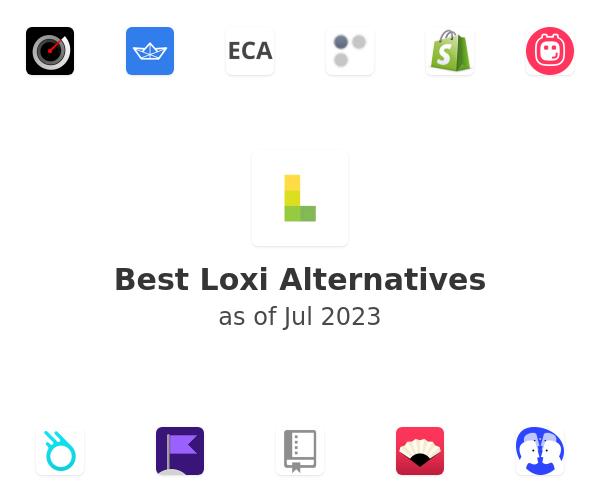 Best Loxi Alternatives