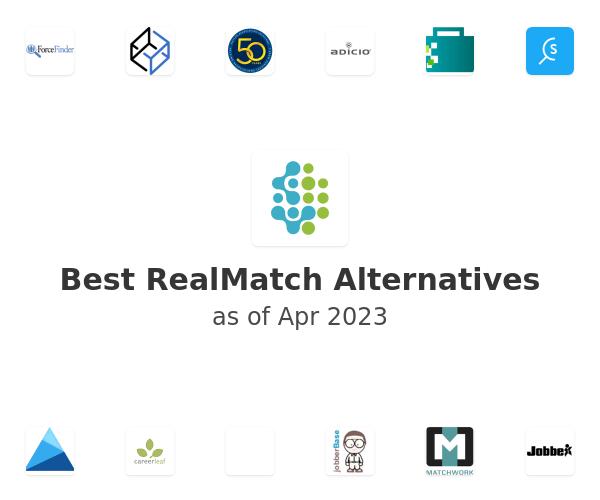 Best RealMatch Alternatives