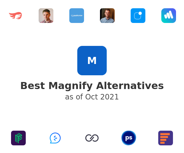 Best Magnify Alternatives
