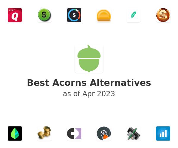 Best Acorns Alternatives
