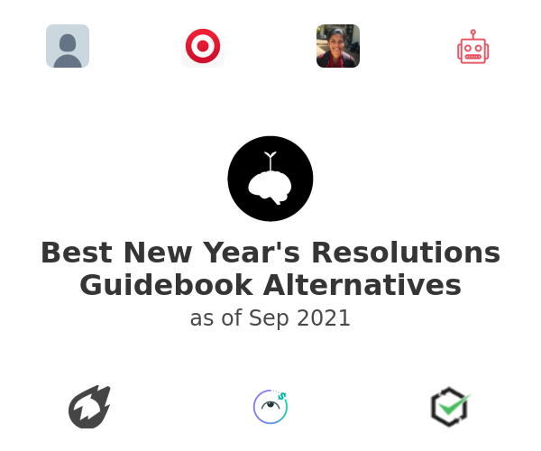 Best New Year's Resolutions Guidebook Alternatives