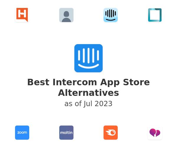 Best Intercom App Store Alternatives