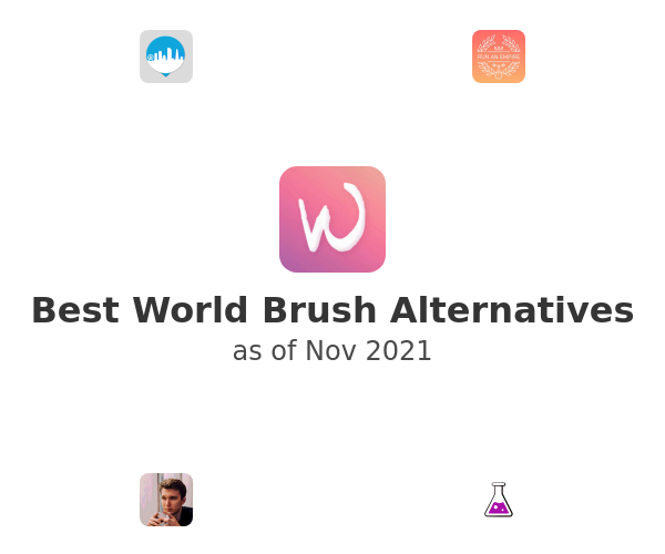 Best World Brush Alternatives
