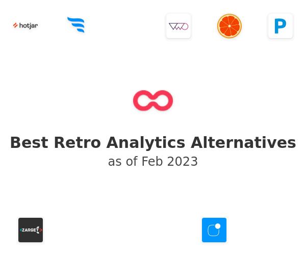 Best Retro Analytics Alternatives