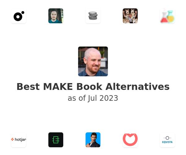 Best MAKE Book Alternatives