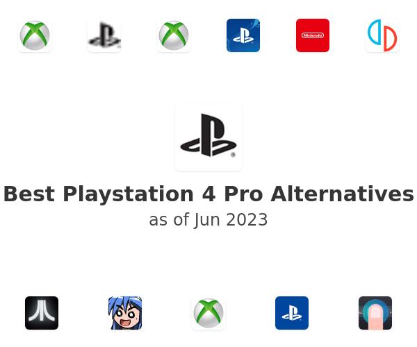Best Playstation 4 Pro Alternatives
