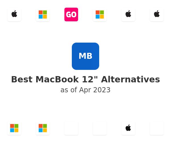 "Best MacBook 12"" Alternatives"