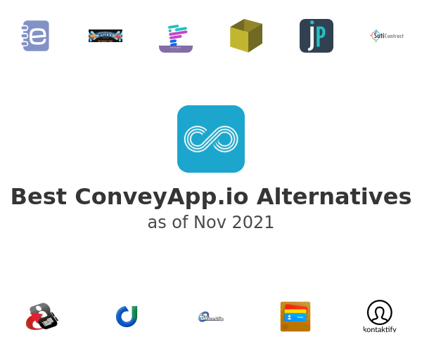 Best ConveyApp Alternatives