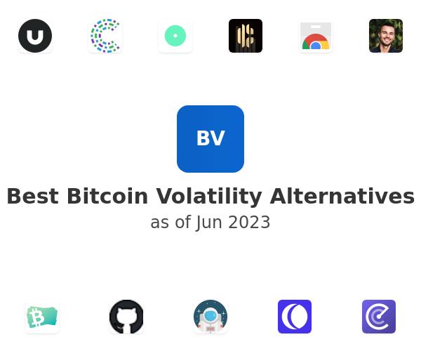 Best Bitcoin Volatility Alternatives