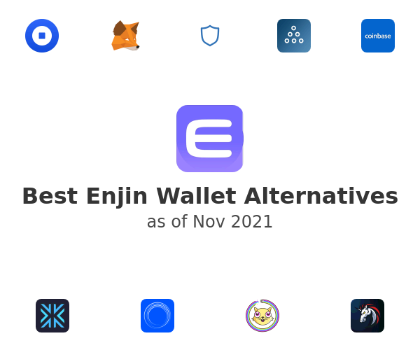 Best Enjin Wallet Alternatives