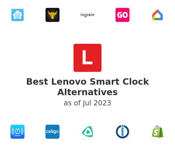 Best Lenovo Smart Clock Alternatives