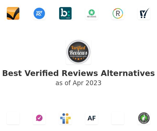 Best Verified Reviews Alternatives