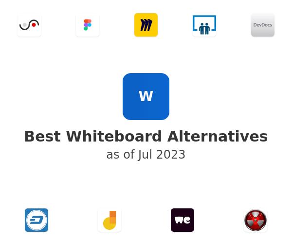 Best Whiteboard Alternatives