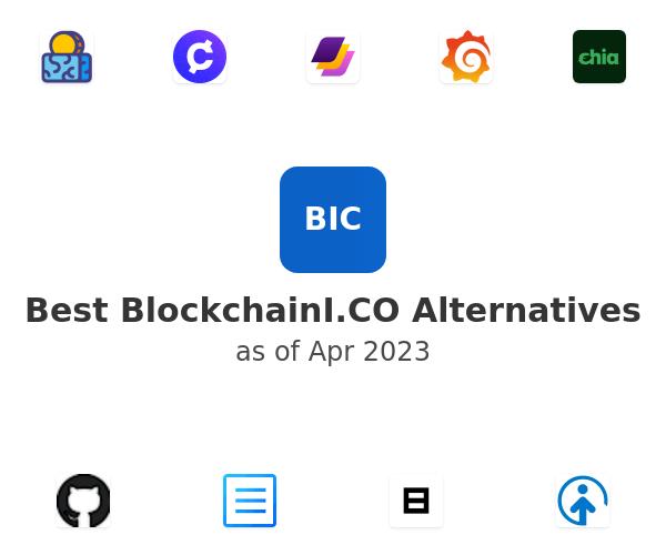 Best BlockchainI.CO Alternatives