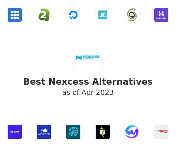Best Nexcess Alternatives