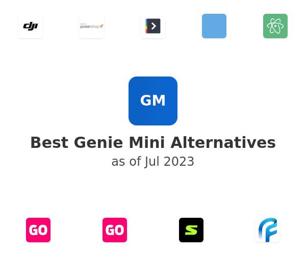 Best Genie Mini Alternatives