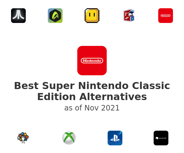Best Super Nintendo Classic Edition Alternatives