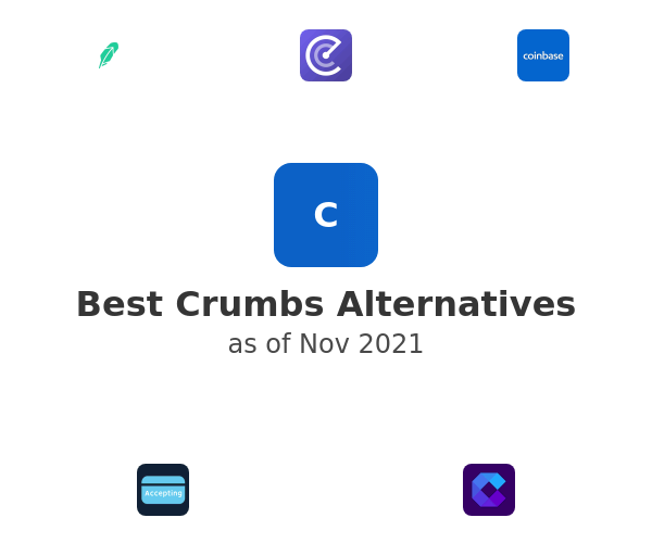 Best Crumbs Alternatives