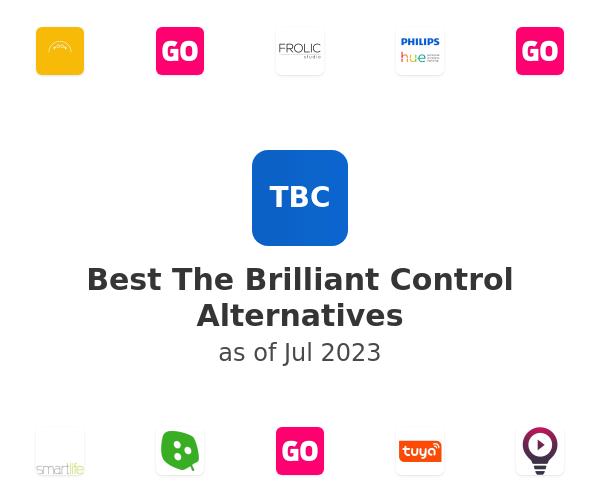 Best The Brilliant Control Alternatives