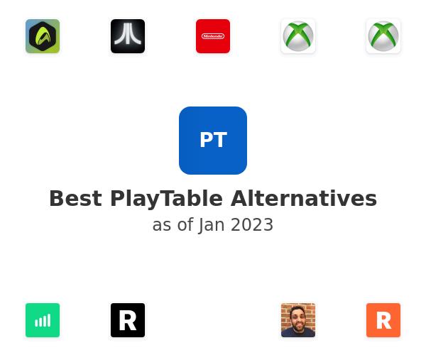 Best PlayTable Alternatives