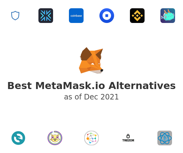 Best MetaMask Alternatives