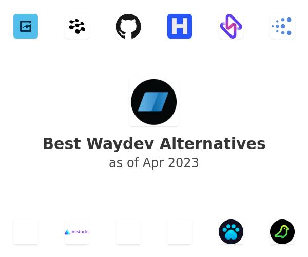 Best Waydev Alternatives